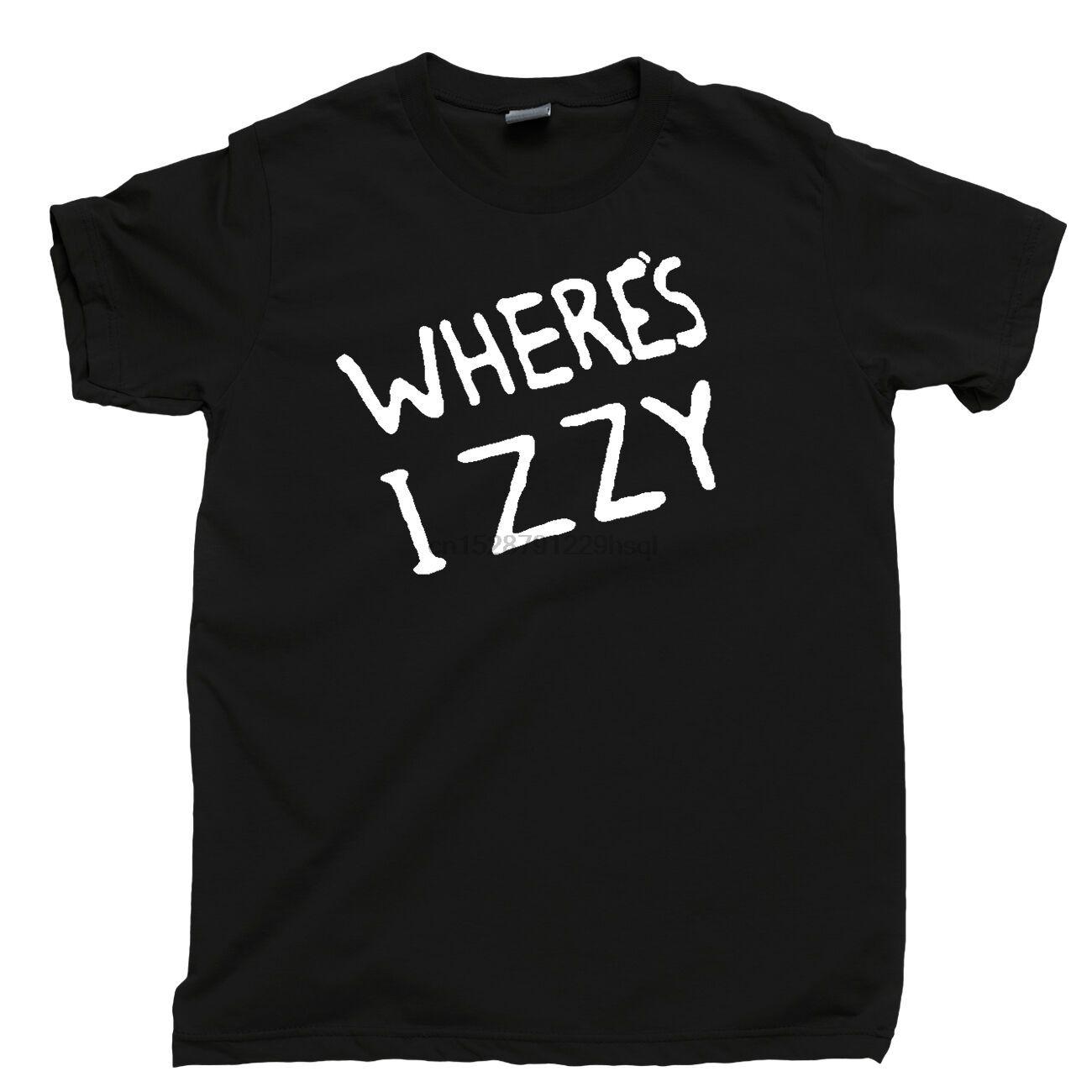 Wheres Izzy Stradlin Camiseta Axl Corte Dont Cry Tee