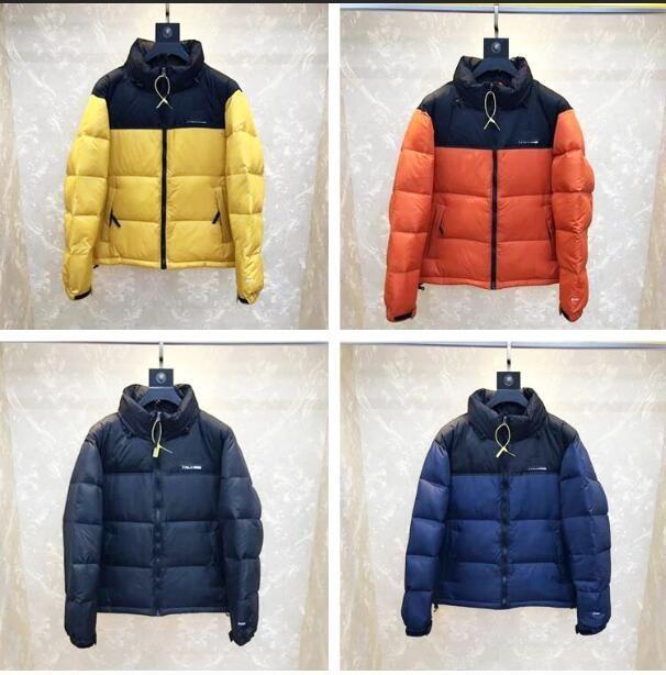 1996 pato branco para baixo homens e mulheres jaqueta de luxo de alta qualidade jaqueta quente e esportes ao ar livre grossa para baixo snowboard jacket