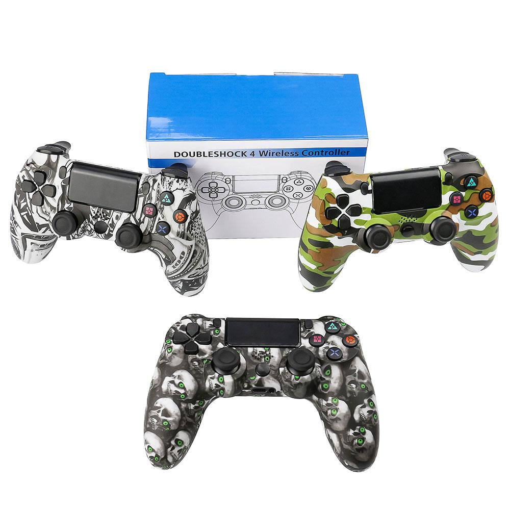 Bluetooth Wireless Joystick for Sony PS4 Controller Fit Console Playstation4 Gamepad Dualshock 4 Gamepads PS3