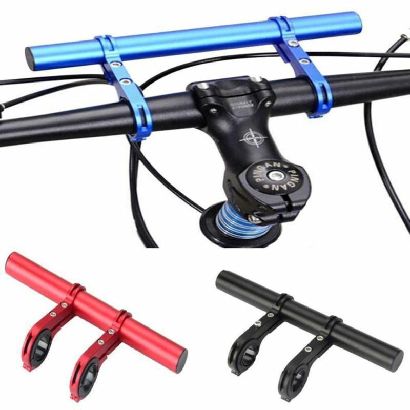Bicycle Handlebar Holder Handle Bar Bicycle Accessories Extender Mount Bracket Moutain Bikes Scooter