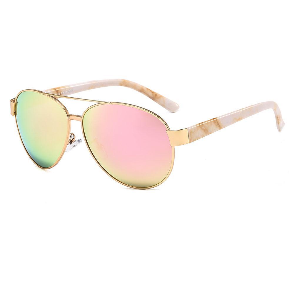 선글라스 망 선글라스 Reefton 580P UV 보호 편광 서핑 / 낚시 안경 여성들 럭셔리 디자이너 선글라스 박스 케이스
