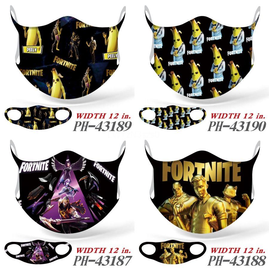233 Стиль Printed оголовье Бандана Байдена Fortnite маска Многофункциональный Бесшовная Face Mask Fortnite Tube Ring Байдена Fortnite маска Мужчины To25 # 946