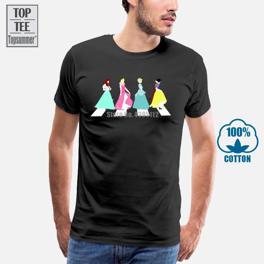 Divertido Tops T O Casual cuello del punk princesa Alicia en camiseta unisex gótico de Emo Camiseta del tatuaje