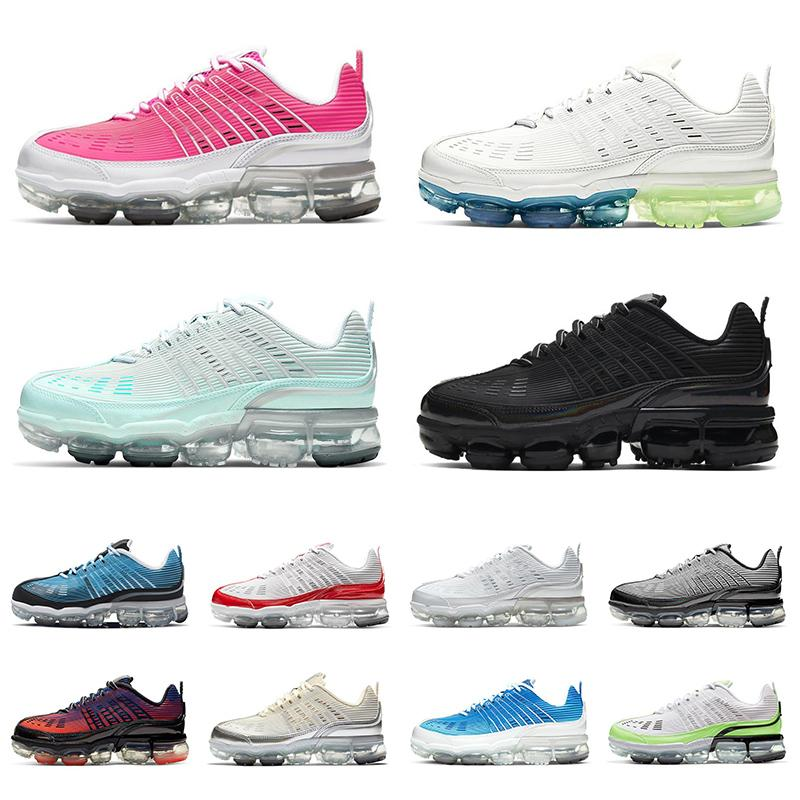 New Arrival 360 Running Shoes for Mens Womens Sports Sneakers Triple Black White AIR Pink LIGHT Maxs AQUA Vapour Runner Men Trainers Outdoor