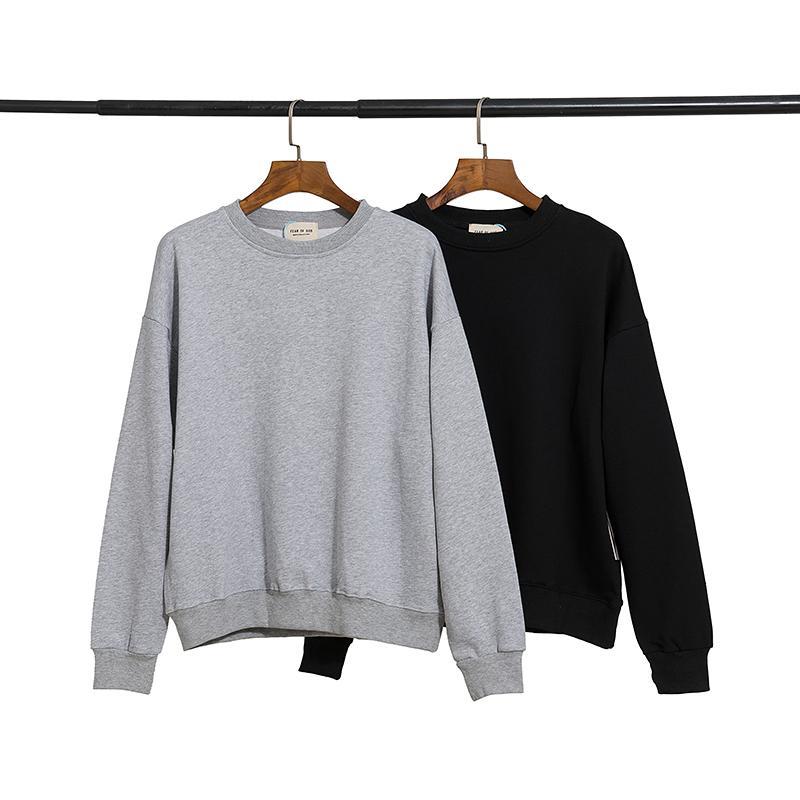 eu Größe Männer Pullover Anzug mit Kapuze beiläufigen Art und Weise Farbstreifendruck asiatischer Größe hoher Qualität Wildatmungs Langarm T-Shirts 136937