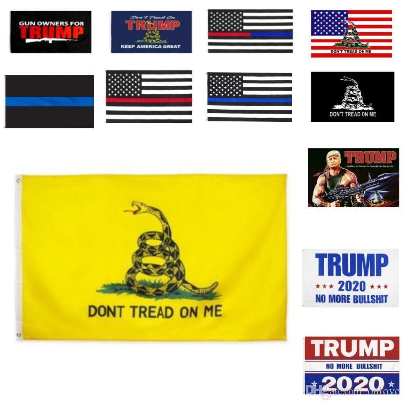 90 * 150 ترامب العلم 3 * 5 أقدام العلم رقيقة الخط الأزرق الخط الأحمر الأمريكي 14 2020 أعلام الرئاسية لا أميل قاعدة العجلة على ي 23 أنماط HH9-1988A