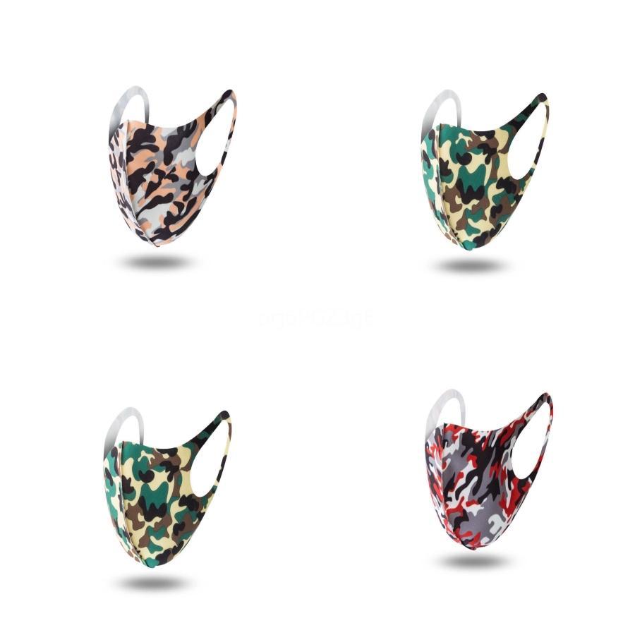 Fasion Impreso Den Fa máscara de polvo Wased puede insertarse Wit agua Andwit Fa # 826 Máscaras