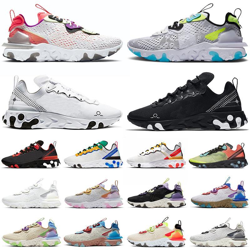 react vision element 87 55 أحذية رياضية للرجال والنساء في جميع أنحاء العالم