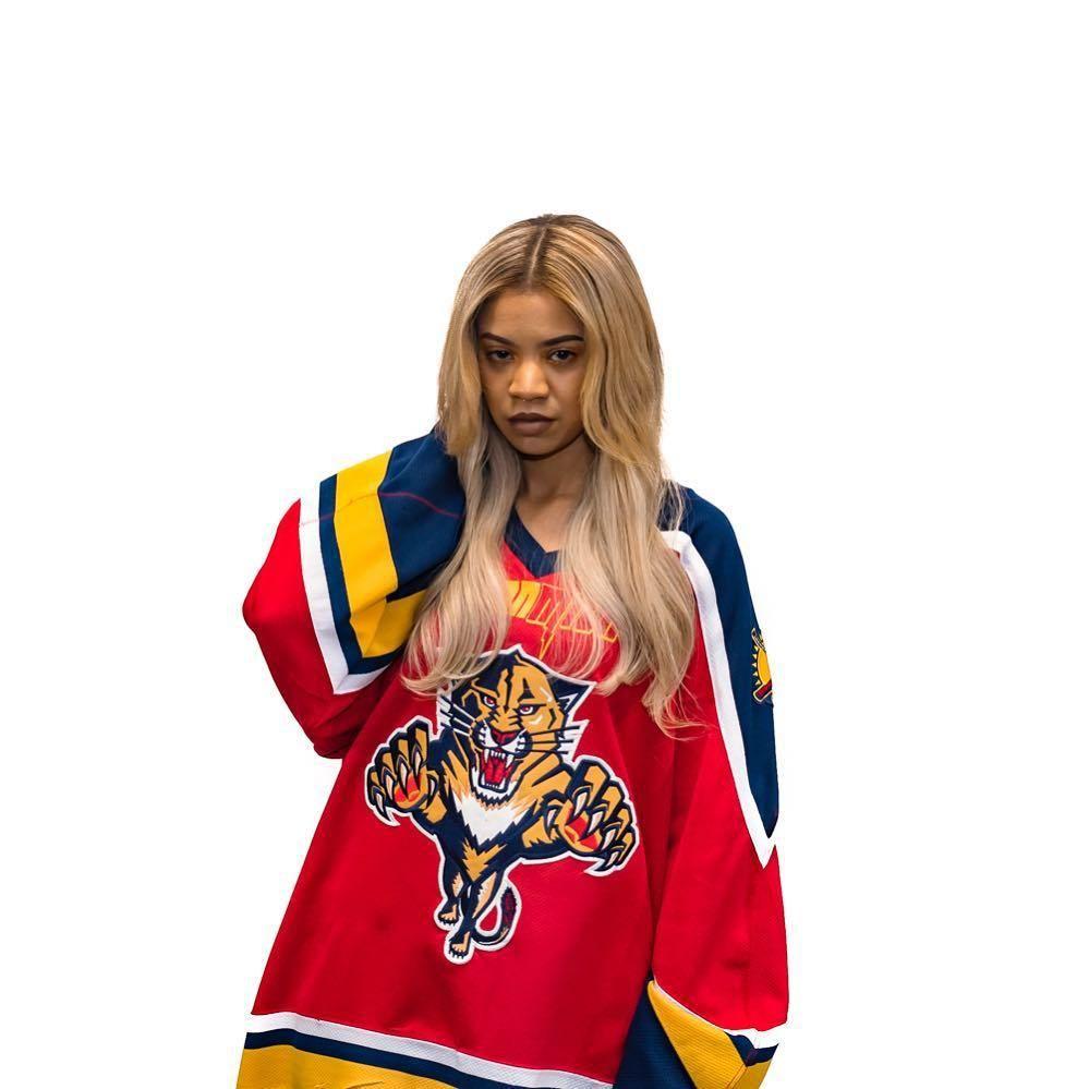 T-Shirt-Kleid-Frauen kurzes Kleid Hip Hop Tiger gedrucktes langes T-Shirt mit V-Ausschnitt lose Sexy Minikleid