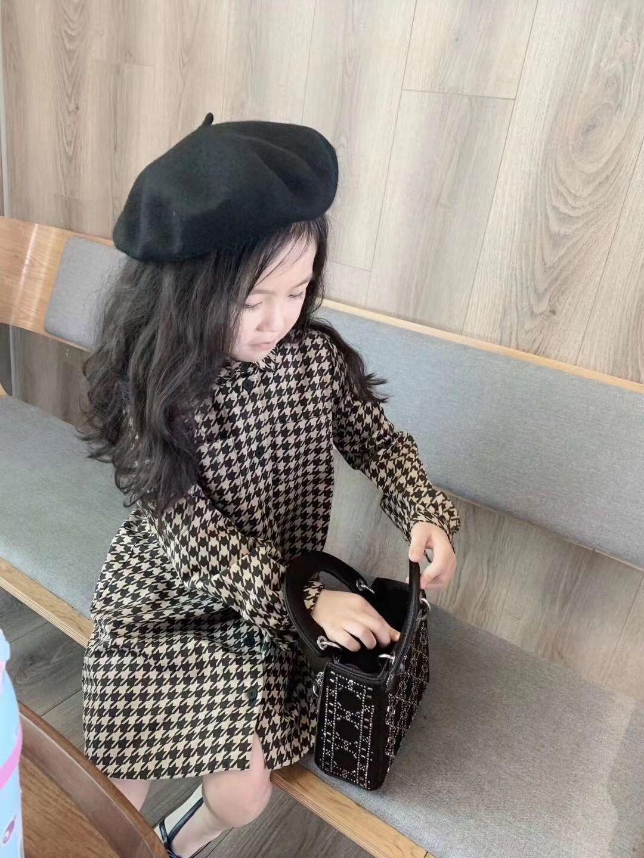 شحن مجاني طفل أطفال طفلة الخريف معاطف الملابس حزام منقوشة طباعة معطف سترة للبنات أبلى الرسمي الفتيات جاكيتات قمم