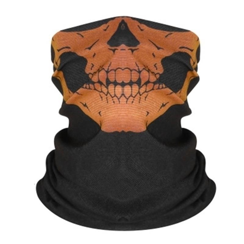Маска для лица Волшебный шарф Hat мужской череп Ошейники ветрозащитный Epmro Солнцезащитный Стиль Multiple Мода Открытый Бесшовные Велоспорт # 428 95IJ95IJ