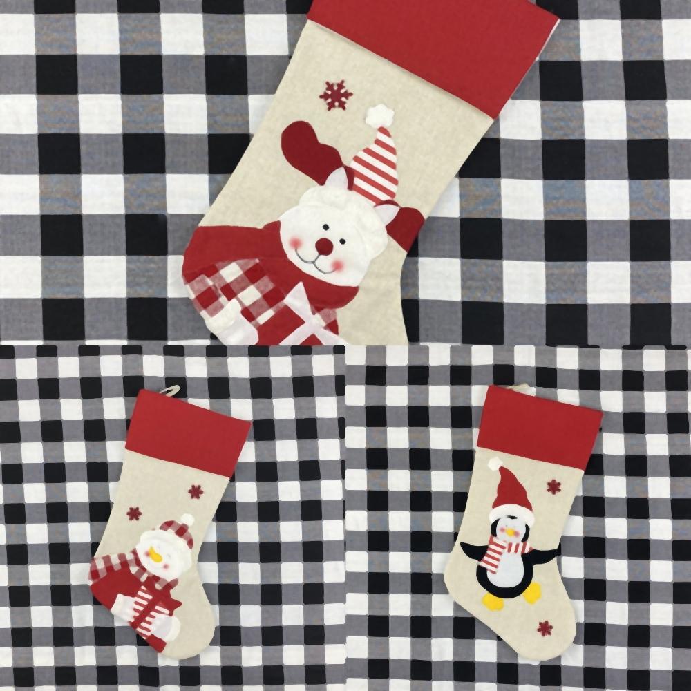 QeD2c sandalye süslemeler ailesi, Noel Otel Claus parti çorap örtüsü, yemek sandalye örtüsü, Noel geri şapka süslemeleri kapak kırmızı