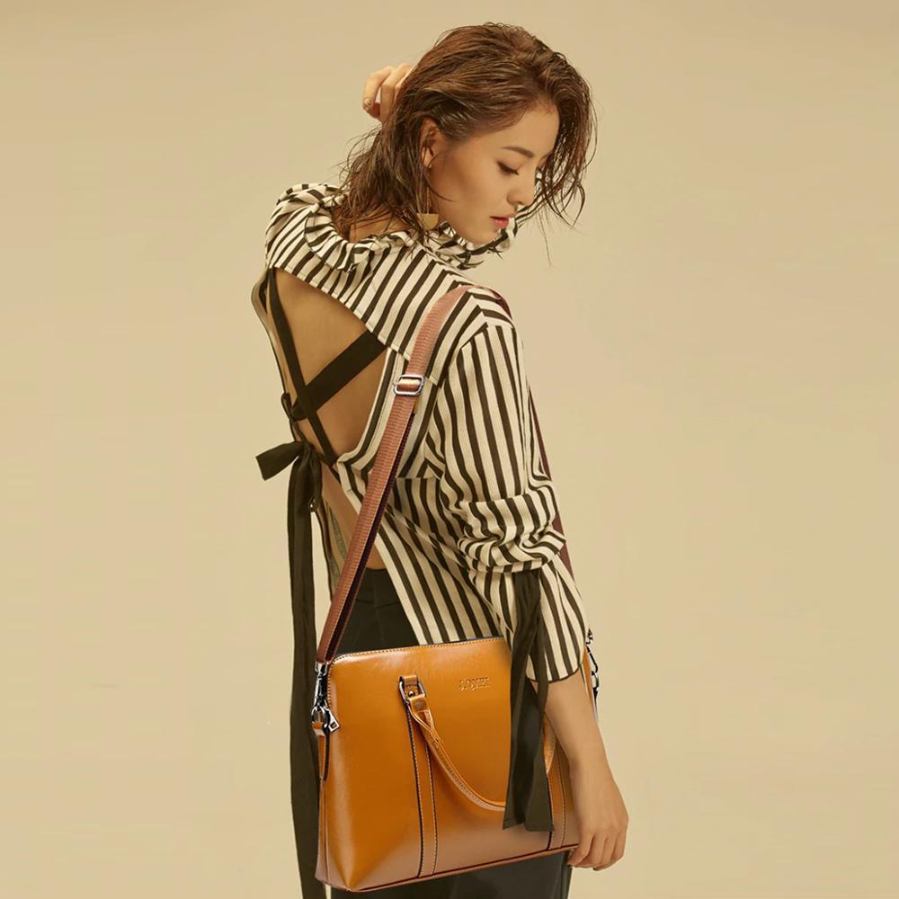 High quality fashion PU Men Women Laptop Handbag Notebook Computer Sleeve Bags Carrying Messenger bag Office 13 14 15 inch 200918