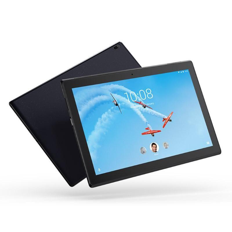 Lenovo tab4 TB-X304N 4G LTE вызова Tablet 2 Гб + 16 Гб 10,1-дюймовый Quad Core Android 7.1 Tablet WiFi Bluetooth GPS Двойная камера 7000mAh