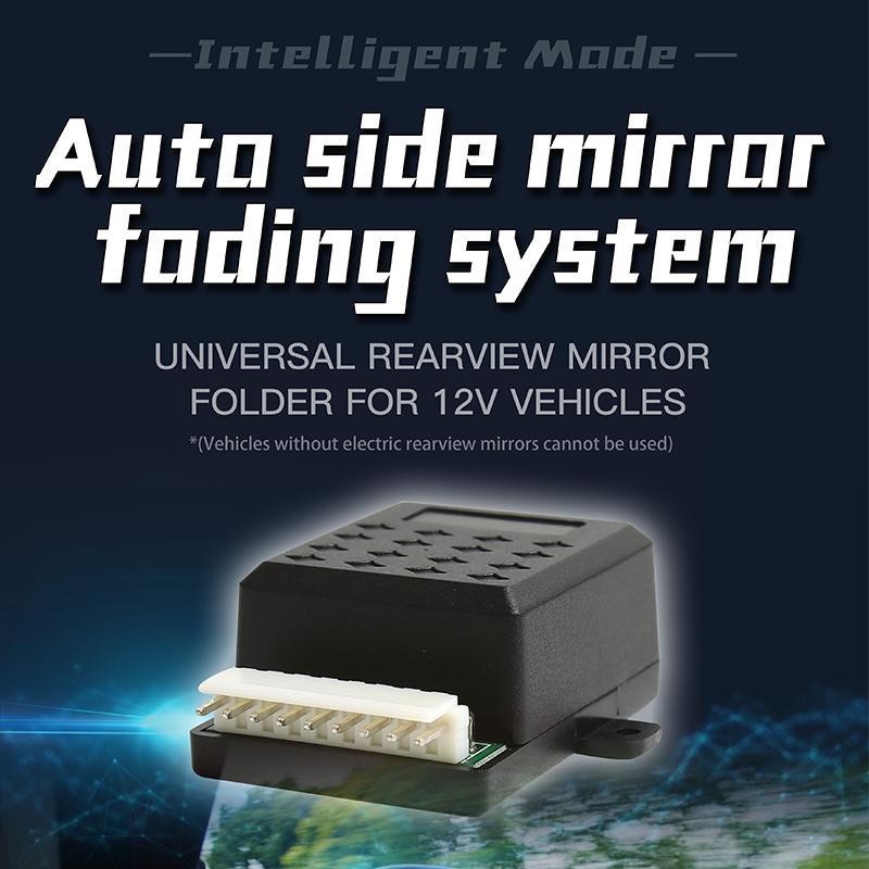 Auto Seitenspiegel Foding System (automatisch zu schließen / öffnen die beiden Seitenspiegel, sobald das Alarmsystem Scharf / Unscharf) car