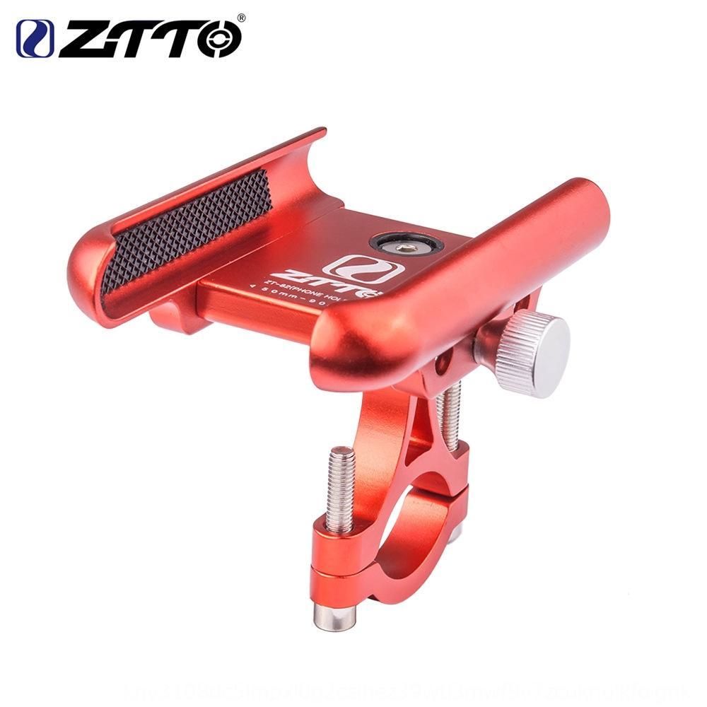 MRuuq ZTTO / jagen CNC Aluminiumlegierung Motorrad Handy Motorrad elektrisches Fahrrad Fahrradhalterung Elektrische Fahrzeugnavigationsmobil