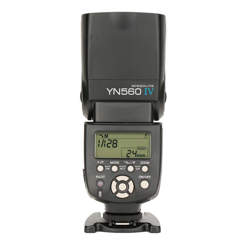 YONGNUO YN 560 III IV Wireless Master Flash Speedlite per Pentax DSLR Speedlite originale