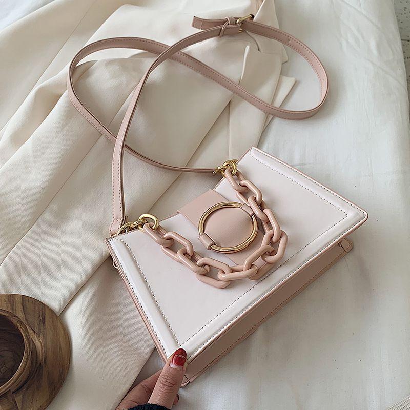Textura nova mulheres saco mulheres novas bolsas estilo elegante pequeno 2020 saco de alta moda ombro popular mensageiro diisw