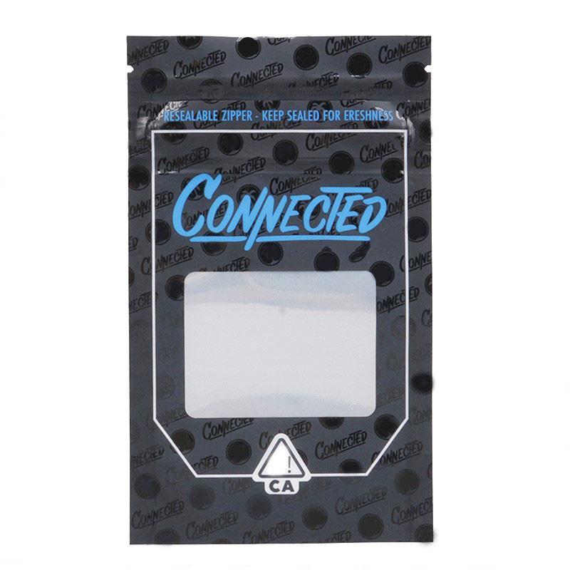연결 지퍼 가방 3.5G 농담까지 Runtz 가방 Runtz OG V Gruntz 핑크 + 복숭아 Kobbler 하와이 조커까지 지퍼 포장 가방