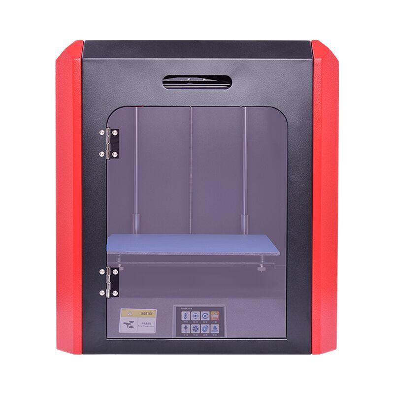 SHENZHEN Industrie 0-280 Extruder 0,4 mm Durchmesser Metallic Border 200 * 200 * 200 mm Druckvolumen High Precision 3D-Drucker