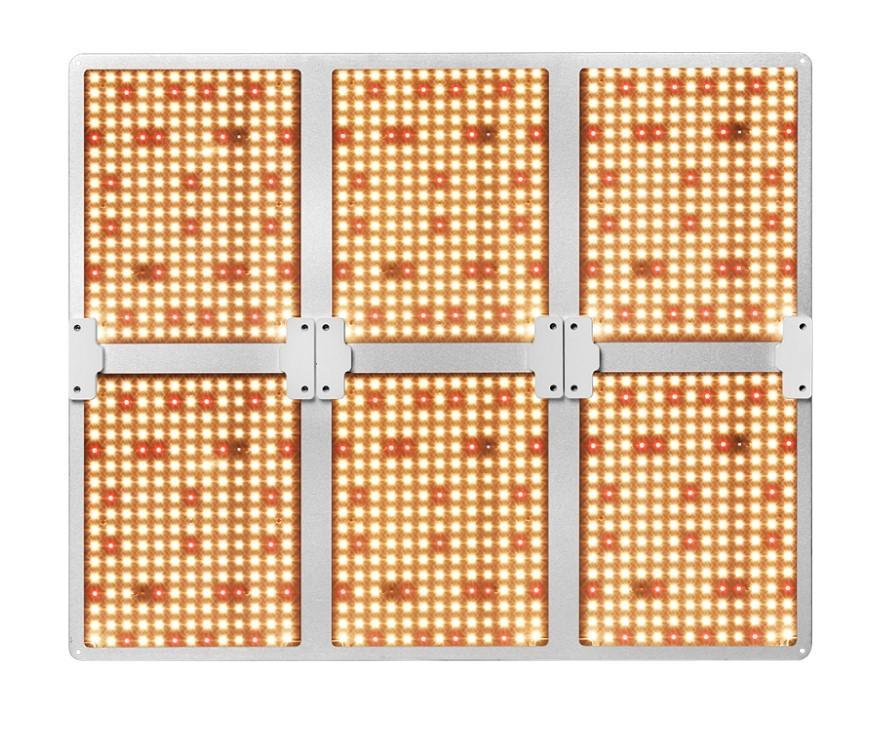 Dimmer Full spectrum led Grow Lights 1000W/2000W/4000W with samsung LM2835 3000K Chips and indoor planting