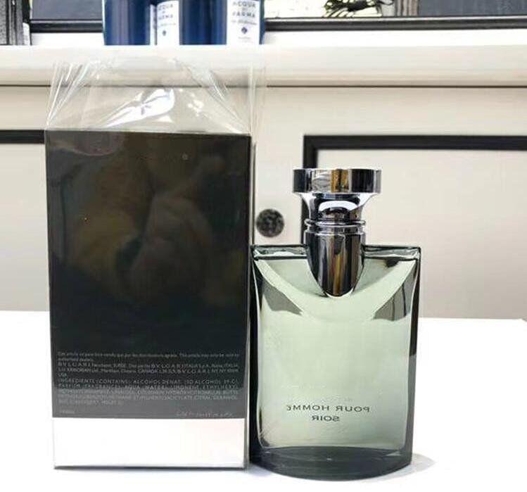 TOP Qualité Darjeeling Thé Parfum Classique Hommes Parfum Parfum naturel Lasting Comfort Pure Body parfum 100 ml