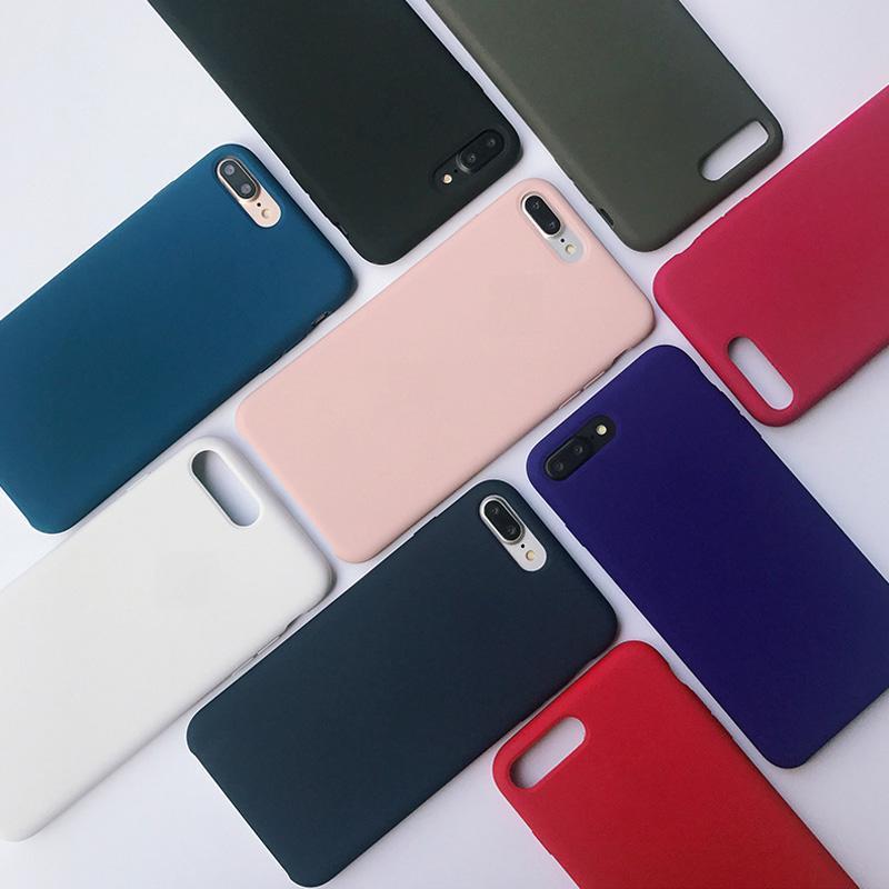 Caso de la cubierta del caso a prueba de golpes de silicona líquida para Iphone Pro 11 Xr Xs Mas X con el paquete al por menor