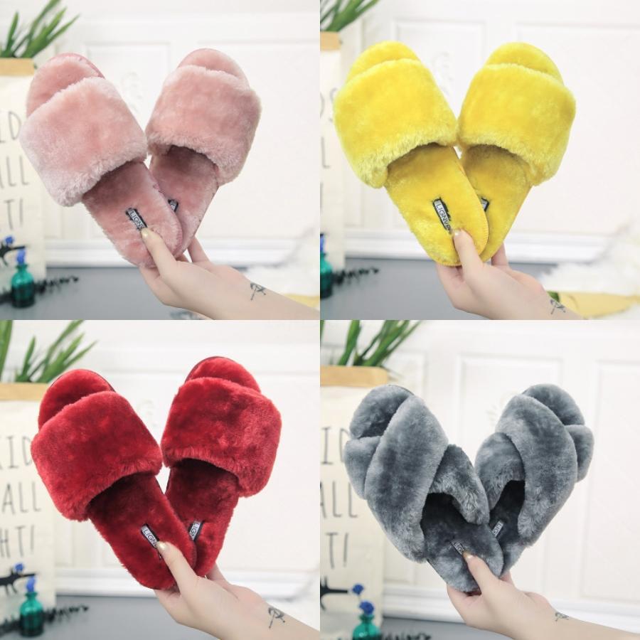 2020 Mulheres Sandals Flip Flops Feminino Wo Verão Comfort Wedge senhoras Home Chinelos Plano Chinelos Mulheres Sandalias # 243