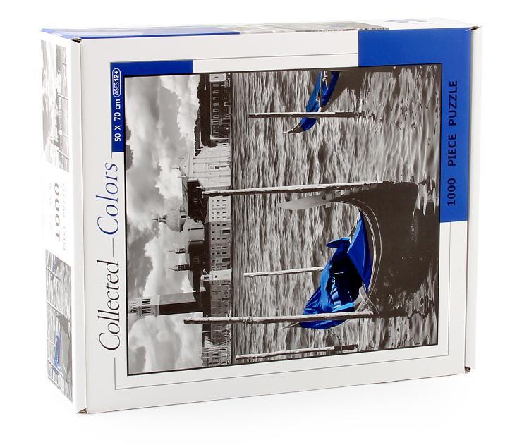 Sıcak Bulmaca 1000 adet yetişkin süper zor Mini Venedik Şekil çocuk eğitici oyuncak manzara kağıt gift02