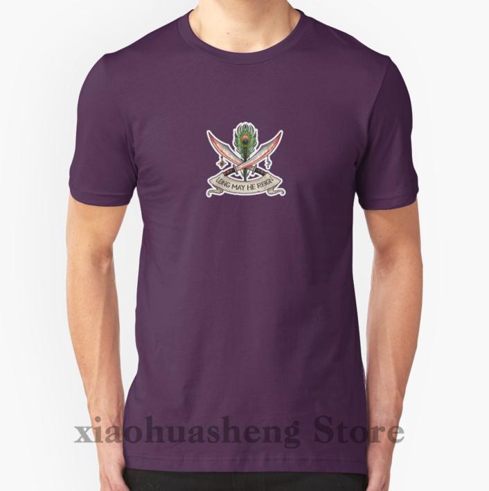 % 100 pamuk o-boyunlu DND tişört baskılı gömlek özel T erkek - kritik bir rol - Mollymauk kadın tişört