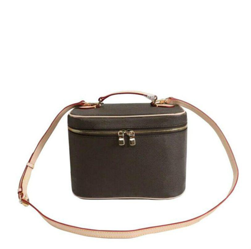 GIRLS 2020 Makeup Bag Women Handbag Old Flower Make Up Bag Pouch Fashion Cosmetic Bag famous