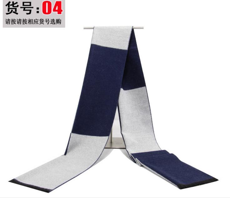 lenços lenços inverno coreano da manta dos homens novos para homens engrossado fabricantes cachecol quente imitação caxemira caxemira atacado