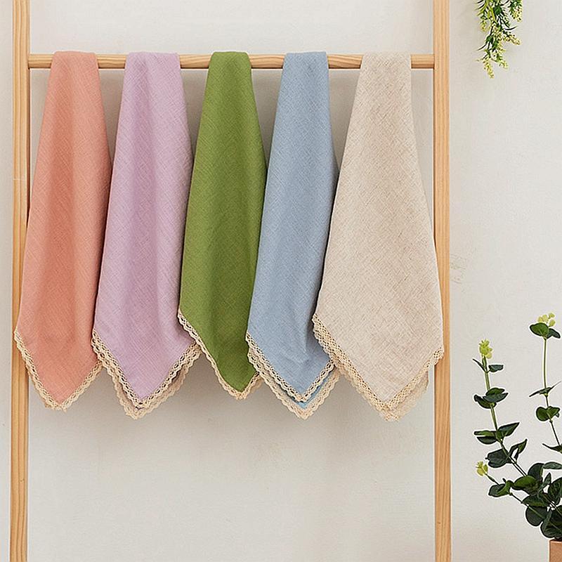 MCAO viscosa biancheria asciugamani viso con accessori in pizzo di batteri resistenti al freddo asciugamano da bagno 1pcs TJH0002