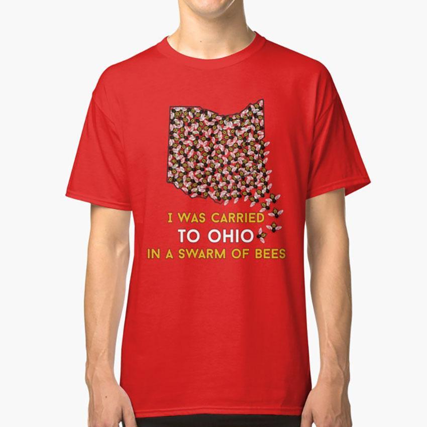 La camicia nazionale Bloodbuzz Ohio T Musica Il National Bloodbuzz Bloodbuzz Ohio Ohio canzone rock Matt Berninger