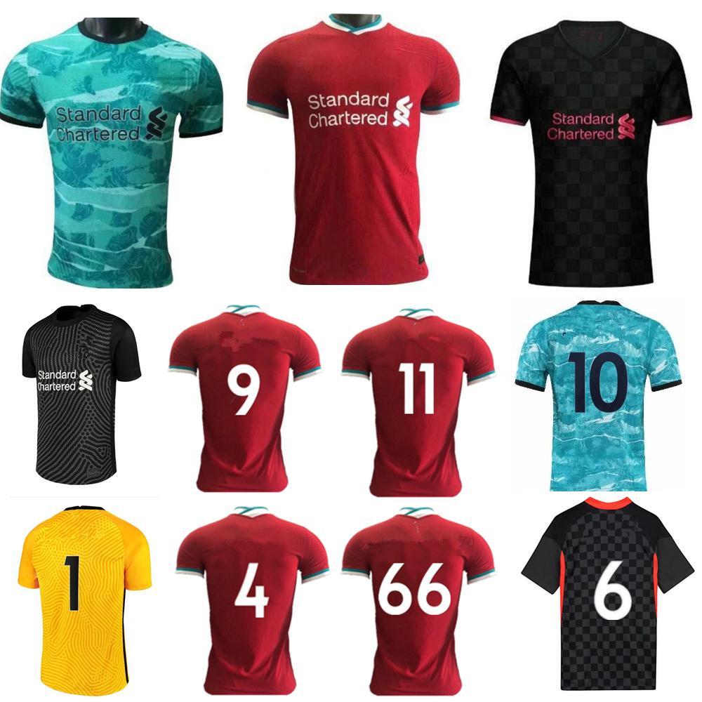 Nouveau 2020-21 Top Thai player fan maillot de football version Qualité maillot de football sur mesure rouge et bleu