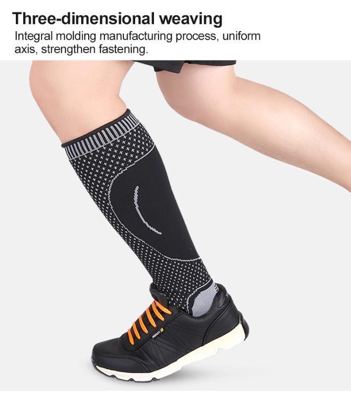 1pcs Spor Ayak bileği Brace Sıkıştırma Bilek Desteği Karşıtı Yorgunluk Çorap Net Ayak Kol Yoga Halhal Koruyucu Gear, hava geçirgen