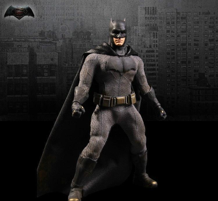 MEZCO Animation, ONE: 12 Batman 6 Zoll-Karikatur PVC-Abbildung