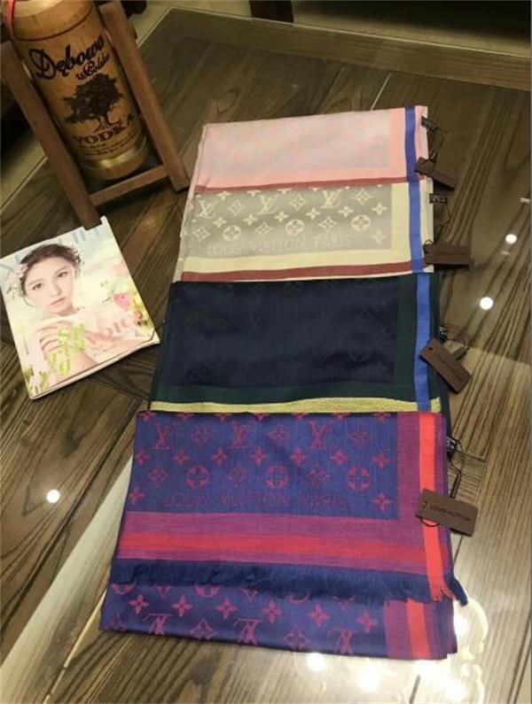 Fashion Women Leopard Print Scarf 180*70cm Leopard Stole Thin Cotton Warm Large Shls and wraps femme Acssories