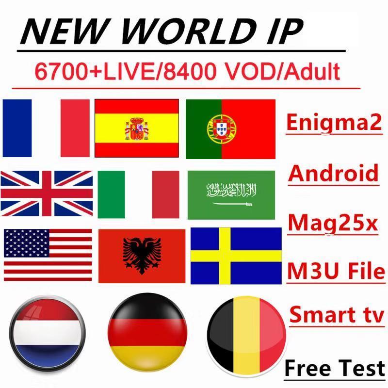Program TV 10000Live m3 u Android akıllı TV Fransa arabe Néerlandais turquie pays-bas australi allemagne espagne VOD