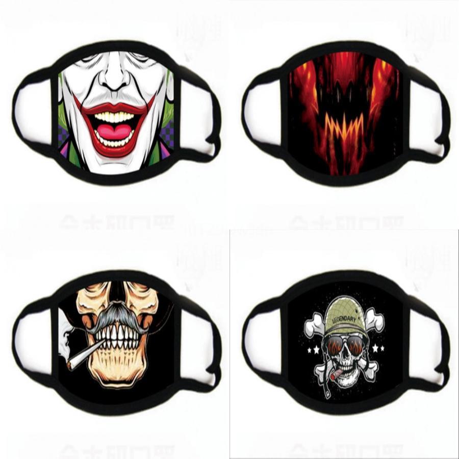 Er moût İçin Hazır Karikatür 3D Den Fa Maske olarak toz geçirmez Anti Wasale Den Baskı Maskeler # 991 Maske