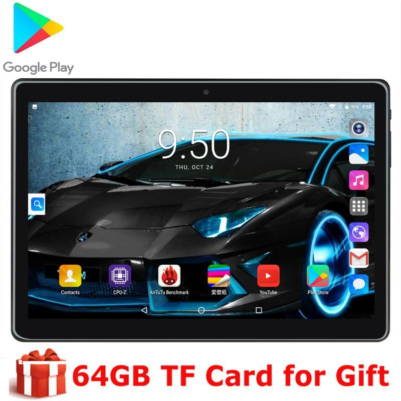 Children Tablet PC 10 inch original tablet phone phone dual camera dual SIM card Android 9.0 OS Wifi GPS with free gift