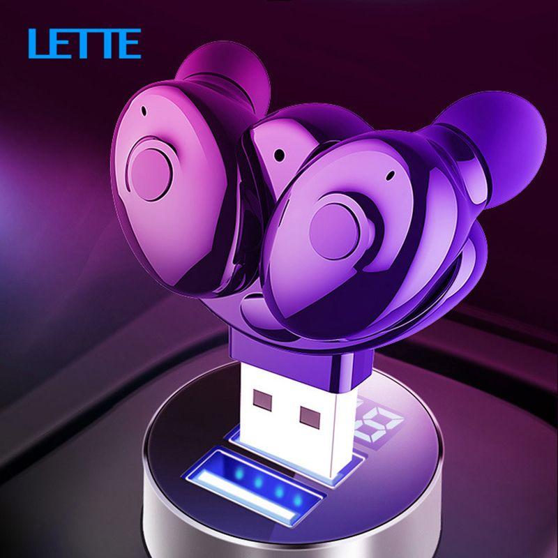 XG17 senza fili Bluetooth 5.0 stereo veicolo portatile ricarica USB