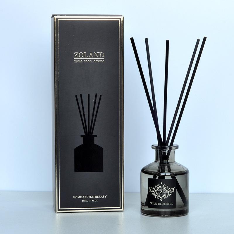 [Factory Direct Selling] Kein Feuer ätherischer Öl Duft Kein Feuer Aromatherapie Set Office Cane Aromatherapie Aroma Diffusor Set Rattan Sticks
