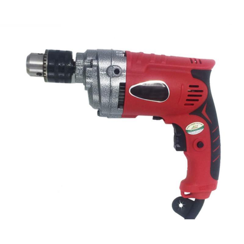 Multi-function High-power Electric Drill Speed Regulation Reversing Household Electric Drill for Wood Glass Stone Hole Punching