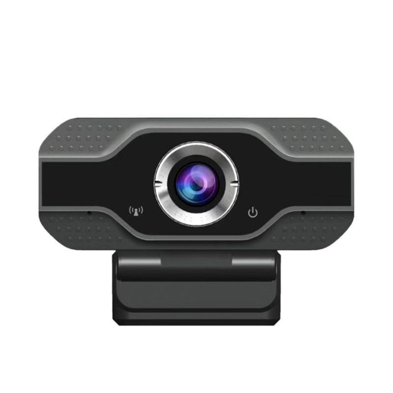 1080 HD-Live-Unterricht Webcam Integriertes Mikrofon Specialized optische Linse Automatischer Weißabgleich Auto-Farbkorrektur