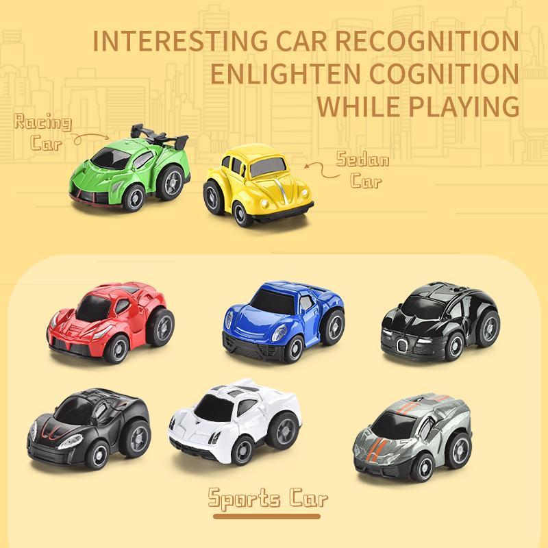 2 em 1 Kid brinquedos brinquedos modelo de carro parar carro de volta Alloy carro de brinquedo de presente sell 2020 do bebê