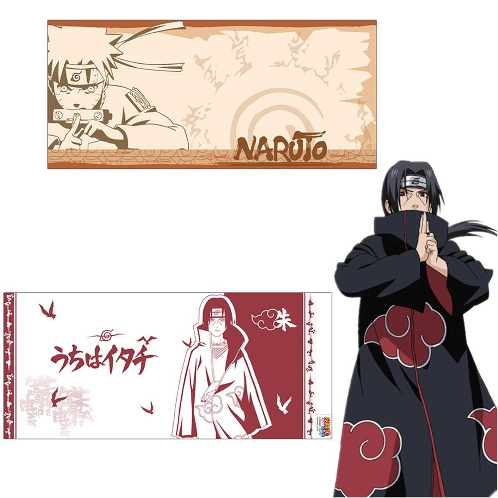2020 Halloween Japan Anime Uzumaki Naruto Cosplay Accessories Prop Towel Cosplay costume