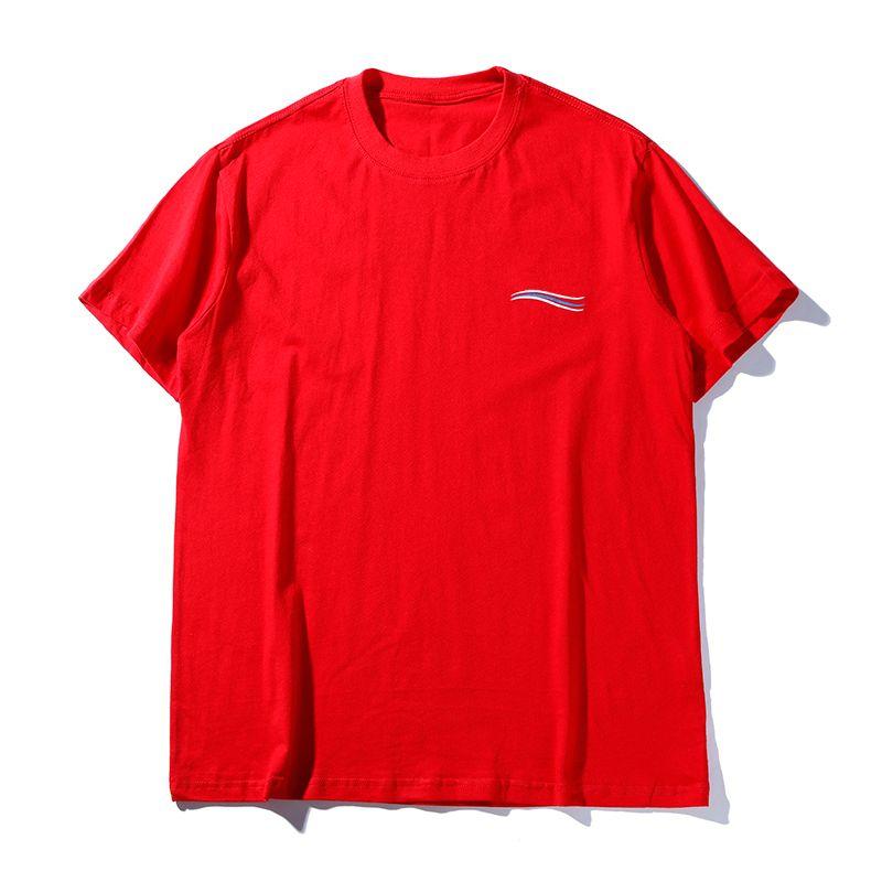 Casual hombre de las camisetas para hombre del diseñador de moda Camisetas de Hip Hop Streetwear letras impresas de manga corta camiseta de algodón Gucci Tamaño de Asia