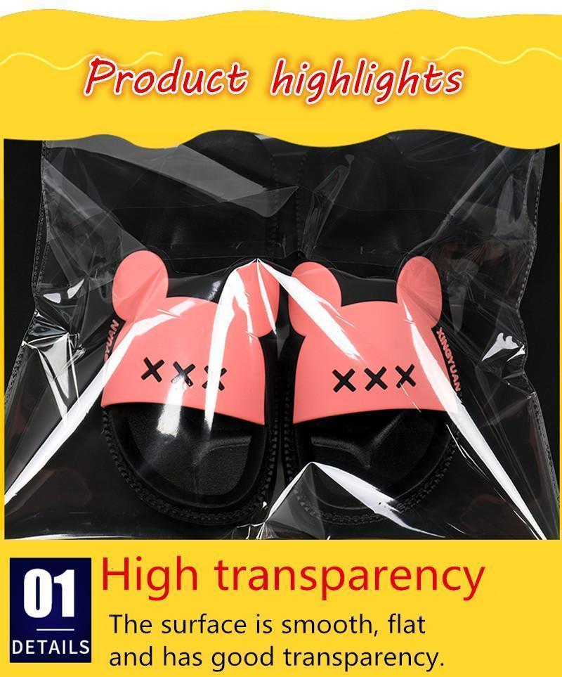 Sacs Sac petits sacs refermables auto-adhésives multiples Effacer emballage cellophane d'étanchéité en plastique auto Violoncelle bonbons pour la taille yxlYT mx_home