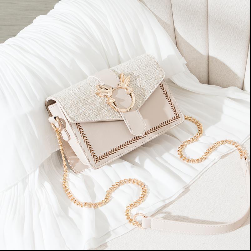 Nova Moda Bolsas de Ombro Mini Bandoleira Sacos de alta qualidade Mulheres Vintage Zipper Bolsas Tote Feminino Flap Bolsa